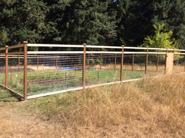 Deer And Garden Fencing Deer And Garden Fencing
